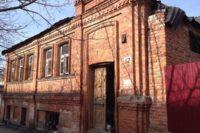 В Курске обрушилась стена объекта культурного наследия
