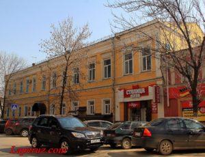 Духовная консистория — Саратов, улица Радищева, 24Б