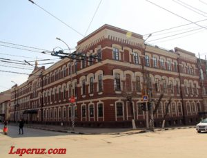 Саратовская православная духовная семинария — Саратов, улица Мичурина, 92