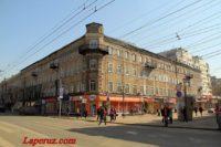 Гостиница «Россия» — Саратов, улица Горького, 32