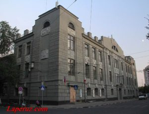 Коммерческое собрание (Дом офицеров Саратовского гарнизона) — Саратов, улица Соборная, 18