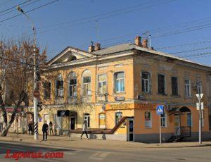 Жилой дом — Саратов, улица Московская, 22