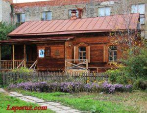 Музей-усадьба В.Э. Борисова-Мусатова — Саратов, улица Вольская, 33