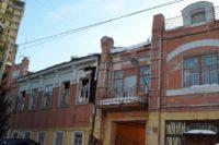 Омский памятник архитектуры может обрушиться из-за котлована