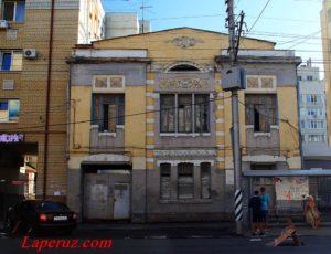 Особняк П.Н. Соколова — Саратов, улица Советская, 57