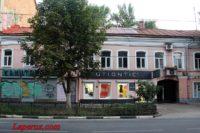 Гостиница Беляева — Саратов, Театральная площадь, 15