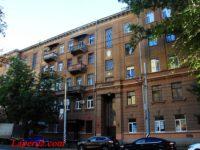 Жилой дом НКВД — Саратов, улица Советская, 23