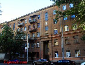 Жилой дом — Саратов, улица Советская, 23