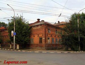Провиантские склады Рейнеке — Саратов, улица Горького, 2