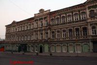 Здание окружного суда (Национальная (татарская) гимназия) — Саратов, улица Московская, 64