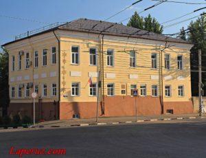 Главное народное училище (Детский сад №35) — Саратов, улица Лермонтова, 36
