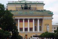 Александринский театр стал особо ценным объектом культурного наследия