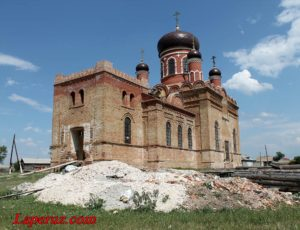 Церковь Николая Чудотворца — Поповка