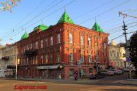 Доходный дом Т.В. Горина — Саратов, улица Московская, 39