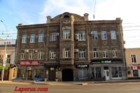 Доходный дом Смирнова — Саратов, улица Московская, 85