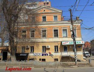 Дом Недоноскова — Саратов, улица Горького, 11