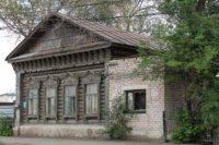 В Тольятти сгорел купеческий дом