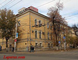 Казармы губернского батальона — Саратов, улица Университетская, 59