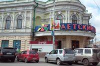 К объекту культурного наследия в Красноярске пристроили йогуртный бар