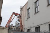 В Москве на время приостановили снос Таганской АТС