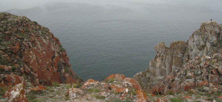 Самая северная точка Ольхона