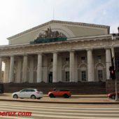 Реставрация петербургской Биржи обойдётся почти в 300 миллионов рублей