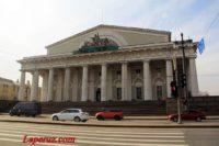 Биржа — Санкт-Петербург, Биржевая площадь, 4