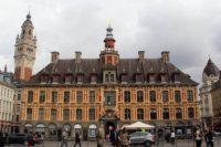Старая биржа (La Vieille Bourse) — Лилль, Place du Charles de Gaulle