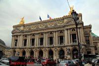 Опера Гарнье (Opéra Garnier, Grand Opéra) — Париж, 8 Rue Scribe