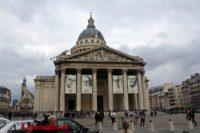 Пантеон (Panthéon) — Париж, Place du Panthéon