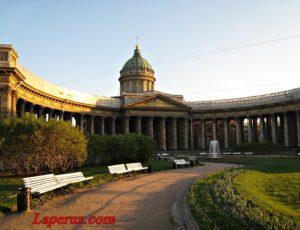 Казанский собор — Санкт-Петербург, Невский проспект, 25