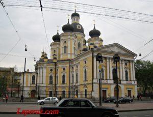 Владимирский собор — Санкт-Петербург, Владимирский проспект, 20