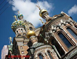 Собор Воскресения Христова (Храм Спаса-на-крови) — Санкт-Петербург, набережная канала Грибоедова, 2А