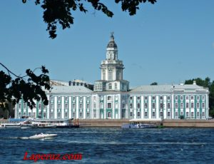 Кунсткамера — Санкт-Петербург, Университетская набережная, 3
