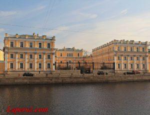 Музей-усадьба Г.Р. Державина — Санкт-Петербург, набережная реки Фонтанки, 118