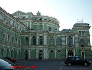 Мариинский театр — Санкт-Петербург, Театральная площадь, 1