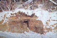 """В Тюмени нашли """"подземный дом"""""""