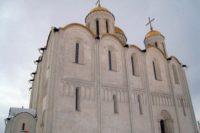 Успенский собор — Владимир, Соборная площадь
