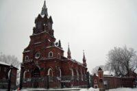 Храм святого Розария Пресвятой Девы Марии — Владимир, улица Гоголя, 12