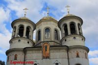 Вознесенский собор — Звенигород, улица Московская, 1А