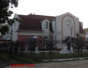 Центральная синагога Еврейской автономной области — Биробиджан, улица Ленина, 17
