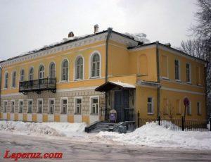 Музей уездного города — Валдай, улица Луначарского, 7