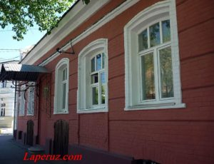 Дом-музей Б.М. Кустодиева — Астрахань, улица  Калинина, 26 / Свердлова, 68