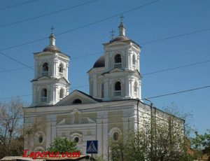 Храм Успения Богородицы — Астрахань, улица Победы, 3
