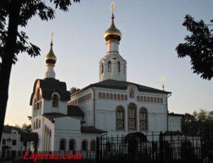 Благовещенский кафедральный собор — Биробиджан, улица Ленина, 34