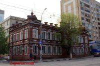 В саратовском особняке Болотникова произошёл пожар