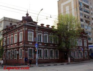 Особняк Болотникова — Саратов, улица Чапаева, 17