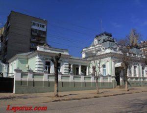 Особняк инженера К.Т. Тимофеева — Саратов, улица Вольская, 55
