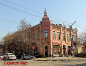 Особняк Петрова — Саратов, улица Вольская, 52