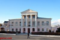 Дом городского головы Струкова — Мельникова (Детская школа искусств №5) — Вольск, площадь Свободы, 13